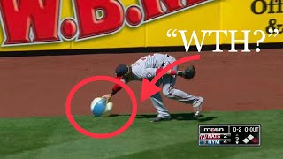 MLB WTH?? Moments ᴴᴰ