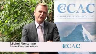 Michel Rentenaar Climate Envoy Netherlands