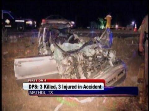 Brenda And Thalia Car Accident Pictures