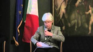 Deborah Seward | Twiplomacy conference at Italian Embassy in Washington DC