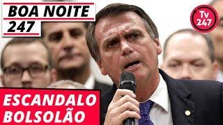Boa Noite 247 - Bolsolão: O escândalo que pode mudar a eleição