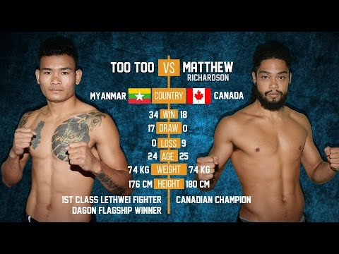 Too Too vs Matthew (Canada), Myanmar Lethwei Fight, 2015, Lekkha Moun, Burmese Boxing MP3