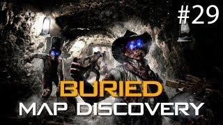 Buried Zombies Map Discovery #29: The Easter Egg Progress Board