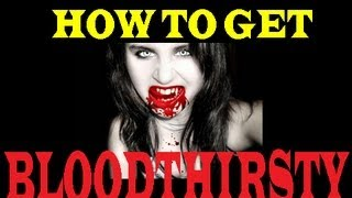 How to Get Bloodthirsty Medals - Black Ops 2