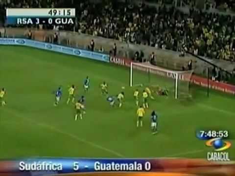 South Africa vs Guatemala (5-0) Highlights
