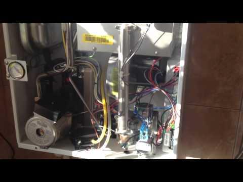Чем промыть газовый котел навьен своими руками 2