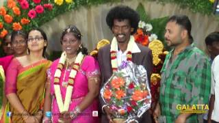 Sendrayan Wedding Reception
