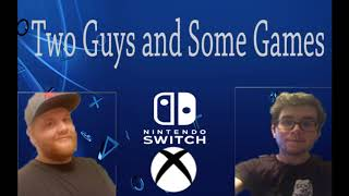 2 Guys and some Games-Episode-5-PSN name change,PS5 announcement, Xbox gets Alexa,Black ops 4 reveiw