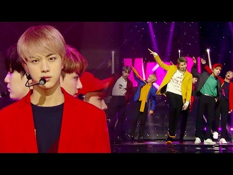 《Comeback Special》 BTS (방탄소년단) - Am I Wrong @인기가요 Inkigayo 20161016
