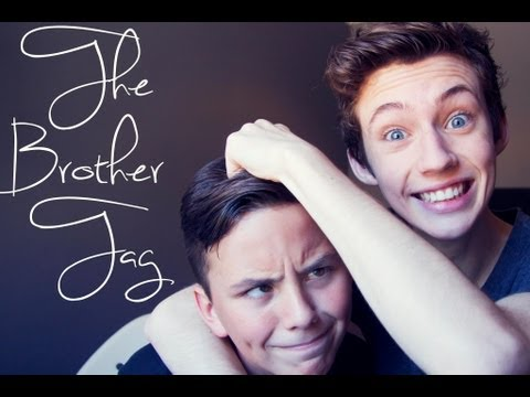 Meet my Brother! (The Sibling Tag)