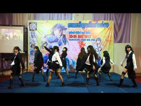 Dolce☆Chou Chou~ Cover AKB48 【 UZA 】 踊ってみた