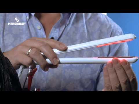 Iron Repair prostownica - pielęgnica do włosów Ultradźwiękowa z promieniowaniem podczerwonym