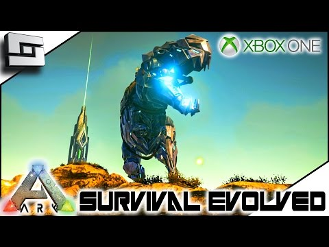 ARK: SURVIVAL EVOLVED XBOX ONE TRAILER & RELEASE DATE