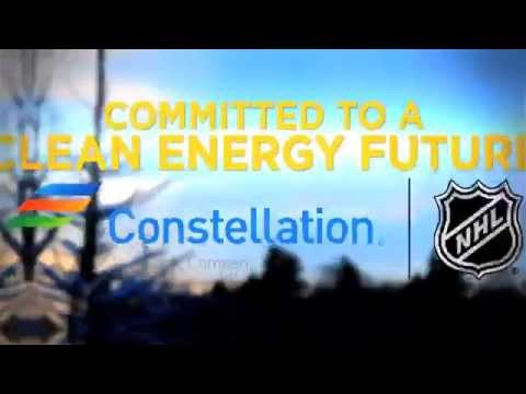 Constellation: The NHL®'s Preferred Energy Choice
