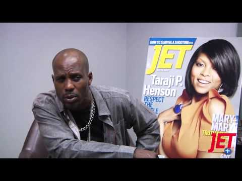 DMX Talks to JET magazine about OWNs Iyanla Fix My Life