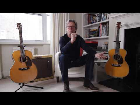 Martin Eric Clapton &quot;Crossroads&quot; Signature Guitars : Presented By Guitar Center