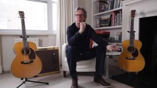 "Martin Eric Clapton ""Crossroads"" Signature Guitars : Presented By Guitar Center"