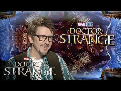 Scott Derrickson On Marvel Studios' Doctor Strange