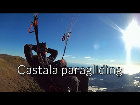 Castala - paragliding soaring and XC in andalusia