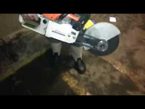 Как из бензопилы сделать бензорез