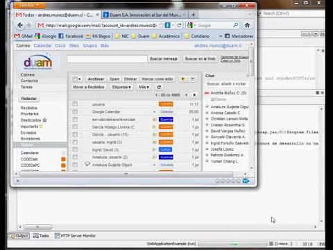 Tutorial de NetBeans: Ejemplo de Aplicación Web