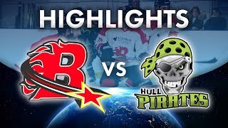 HIGHLIGHTS: Hull Pirates @ Billingham Stars (10/11/18)
