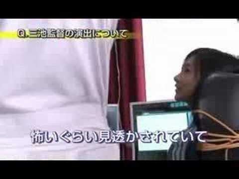 市原隼人 Hayato Ichihara-  神様のパズル 特報