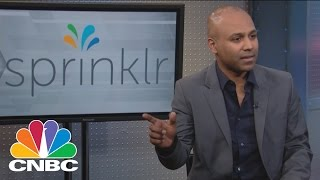 Sprinklr CEO: Connecting Consumers | Mad Money | CNBC