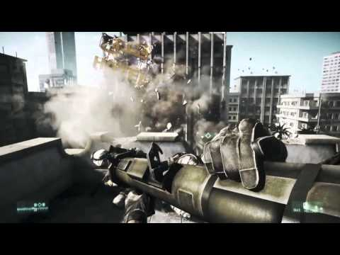 Battlefield 3 Official Trailer [HD]