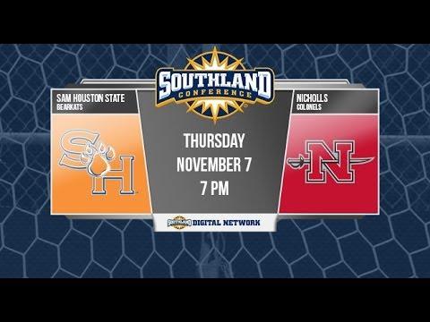Women's Soccer: Sam Houston State vs. Nicholls (SLC Match 2)