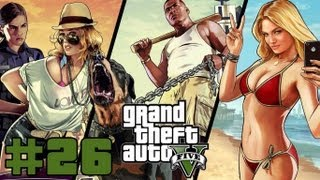 Grand Theft Auto 5 - Walkthrough - Part 26 - By the Book (X360) [HD]