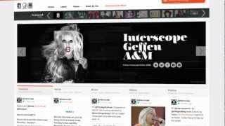 Discover The New Interscope.com | Preview | Interscope