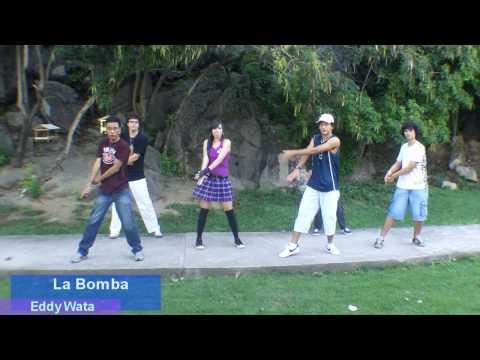 TRAPARA トラパラ   LA BOMBA - Eddy Wata