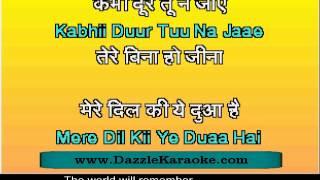 download lagu Tere Jaisa Yaar Kahan Karaoke   Yaarana  gratis