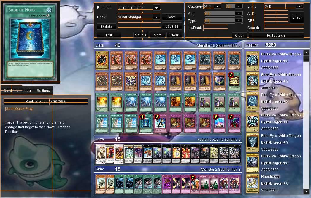 Dragon Ruler Deck 2015 Mythic Dragon Ruler Deck