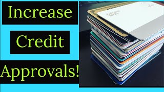 Download lagu Increase Credit Approvals! - What you need to do to get approved for Credit Funding!