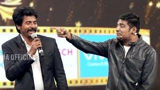 Shiva Karthikeyan Hillarious Comedy with Satish