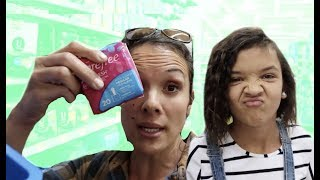 SHOPPING for PUBERTY HYGIENE KIT | Mother Daughter day out!