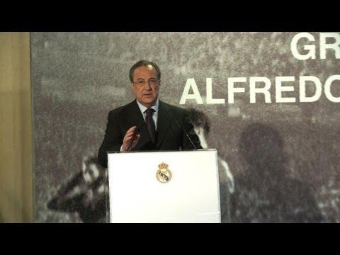 Mort d'Alfredo Di Stefano: le Real Madrid en deuil