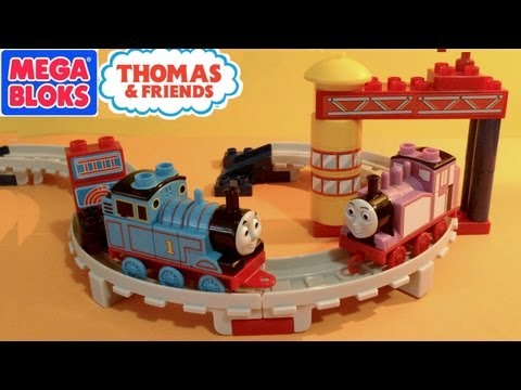 Thomas To The Rescue - Thomas And Friends Mega Bloks video