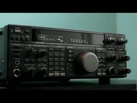 Listening My Beautiful Kenwood TS-850