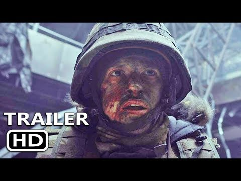 HEROES NEVER DIE Official Trailer (2019) War Movie
