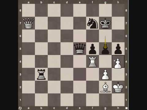 Chess Tactics: X Ray