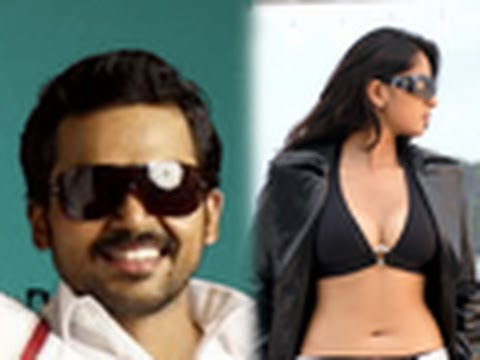 Anushka did it for Saguni Karthi