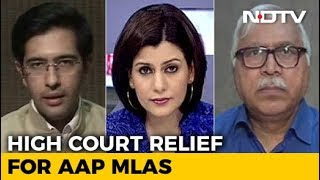 High Court Relief To AAP: Blow For Election Commission
