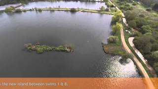 The Carp Specialist - De Karperhoeve - An areal view & Underwater footage - April 2015