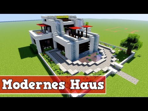 Modernes Haus Video Watch HD Videos Online Without Registration - Minecraft haus bauen kostenlos