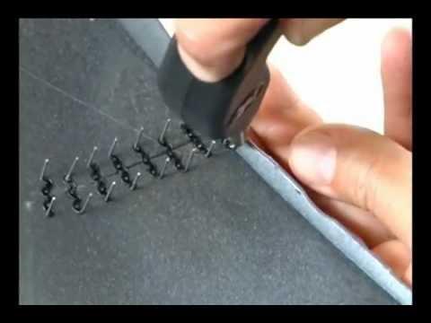 Kit riparazione plastica abs