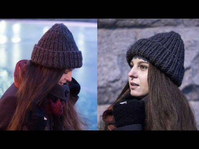 Sasha moon вязание шапка 74