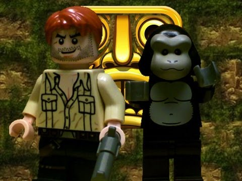 LEGO Temple Run